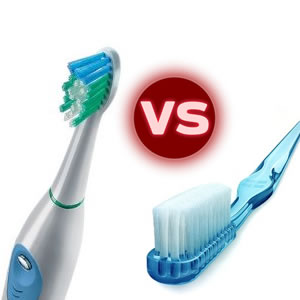 Manual vs Electric Toothbrushes